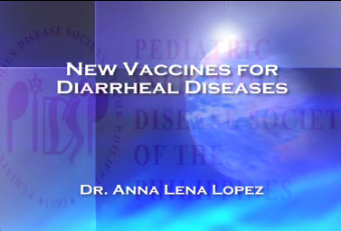 New Vaccines for Diarrheal Diseases