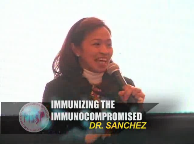 Immunizing the Immunocompromised