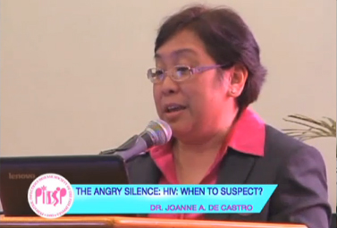 The Angry Silence: HIV: When to suspect?