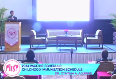. 2014 Vaccine Schedule – Latest (Give-away latest                          immunization schedule)