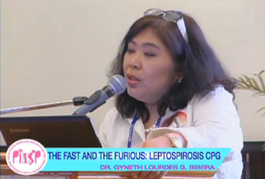 The Fast and the Furious: Leptospirosis CPG