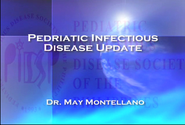 Pediatric Infectious Disease Update