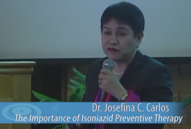 The Importance of Isoniazid Preventive Therapy